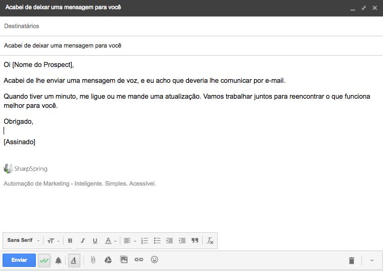 email de vendas 3
